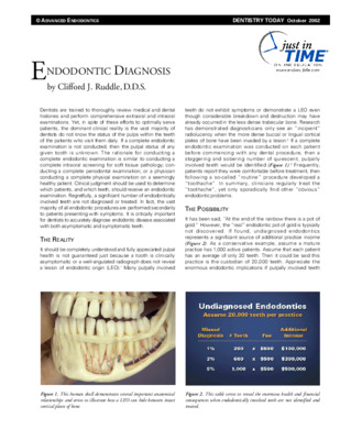 Endodontic Diagnosis