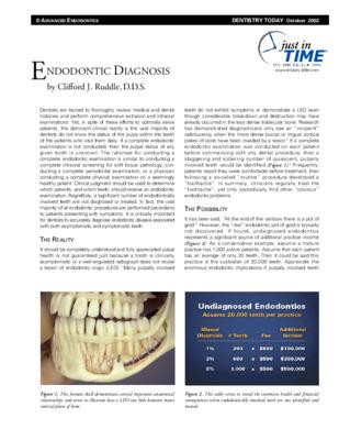 Endodontic Diagnosis